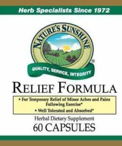 Relief Formula
