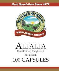 Alfalfa (100 capsules)