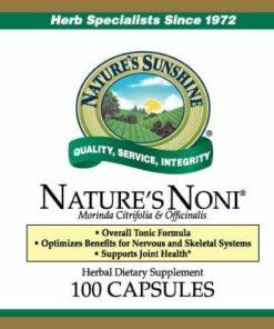 Nature's Noni (100 capsules)